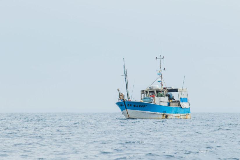 la pêche au Pays Basque avec des balades en mer d' Explore Océan