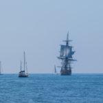 explore ocean-hermione-pays basque-activité saint jean de luz-loisir cote basque-catamaran-balade en bateau pays basque-whale watching-dauphin pays basque